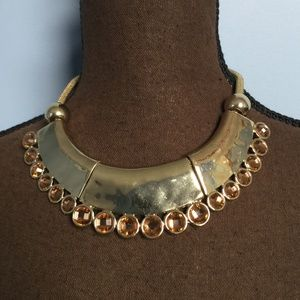 St. Thomas Collar Statement Necklace